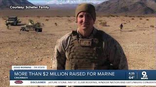 $2M raised for local Marine's legal defense