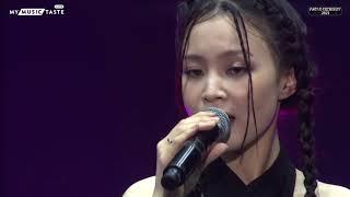Lee Hi- ONLY (AOMG Online Concert 2021)
