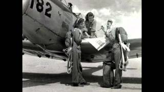 Avenger Field, Sweetwater, Texas -1944 - Largest WWII All Female Air Base