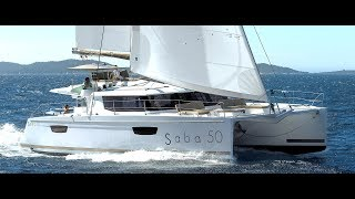 Deal of the Year - Fountaine Pajot Saba 50