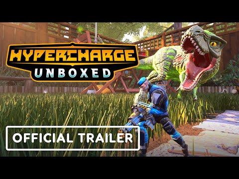 Trailer de Hypercharge Unboxed