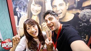 PRESENTAMOS NUESTRO LIBRO Y PASA ESTO | Japón con jamón en Manga Barcelona
