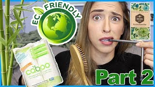 Eco Friendly Products Pt. 2