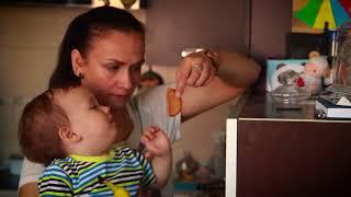 МЧС подготовило фильм о безопасности малышей с участием мамы пятерых детей