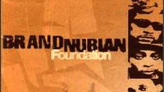 Brand Nubian -  Black and Proud - Foundation (1998)