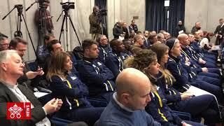 """""""Athletica Vaticana"""": constituida la primera asociación deportiva del Vaticano"""