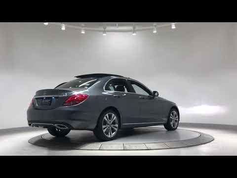 New 2018 Mercedes-Benz C-Class C 300