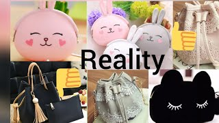 #धोखा😢*Huge* Club factory bag haul    Reality of club factory bags.   