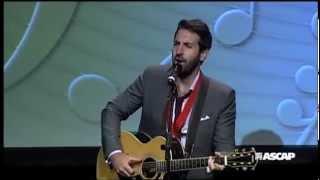 "Josh Kelley - ""I See Love"" at the 2012 ASCAP Film/TV Awards"