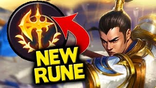 NEW RUNE! Is Conqueror OP For Junglers? Xin Zhao Gameplay | Kholo.pk