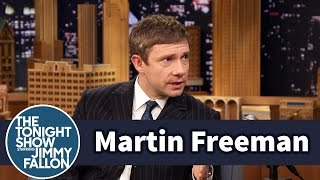 Martin Freeman Is Upset He Wasnt In Harry Potter