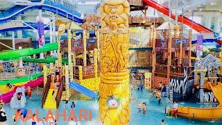 Wisconsin Dells Kalahari Indoor Water Park & Theme Park