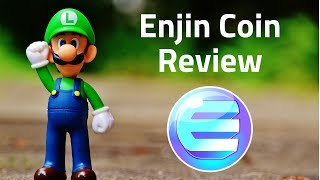 Enjin Coin $ENJ Review - #1 Virtual Goods Project? (Enjin Coin 2019 Updates)
