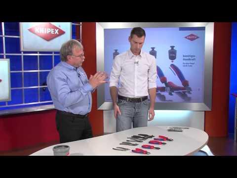 WERKZEUG TV #8 Seitenschneider - Knipex