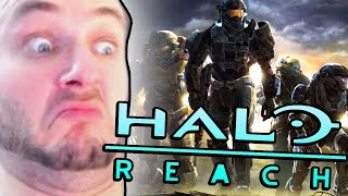 COD NOOB Tries Halo Reach On The Xbox One...
