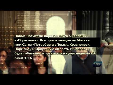 Хроника COVID 19 / 06.04.2020