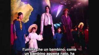 Michael Jackson's Advice for  Dreamers sub ita.avi