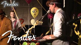 "Fender Live   100 Monkeys Perform ""Invisible Monsters""   Fender"