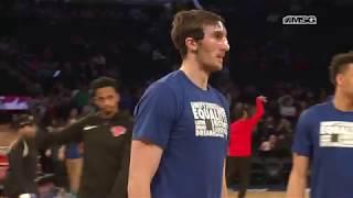 The Warmup: Knicks Vs Raptors
