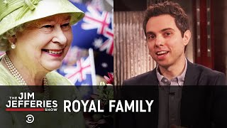 The Royal Family Is Ridiculous - The Jim Jefferies Show - Exclusive