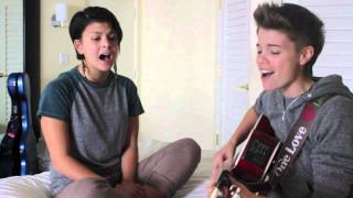 We Found Love - Dani & Nellie Cover