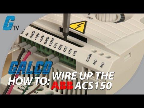 ABB Drives-ACS150