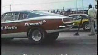 Sox & Martin 1968 Cuda Vs. Motown Missile 1971 Challenger