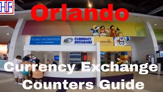 Orlando | Currency Exchange Guide | Travel Guide | Episode#4
