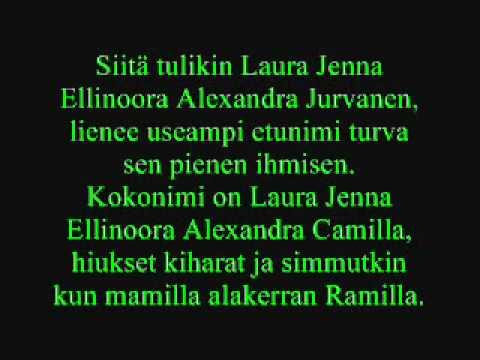 Laura Jenna Ellinoora -