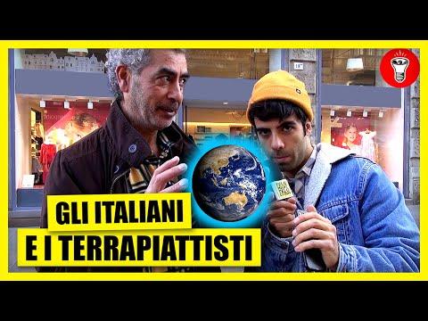 Gli Italiani e i Terrapiattisti - TELO MARE TELO CHIEDO - theShow