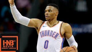 Oklahoma City Thunder vs New Orleans Pelicans Full Game Highlights | 11.05.2018, NBA Season