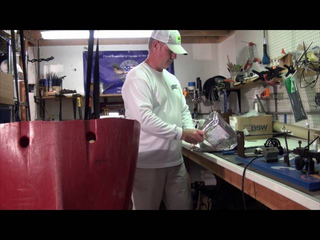 10. How to Fix a Hole in a Kayak or Canoe with Steve Hall