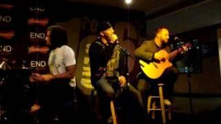 Evans Blue- Bulletproof- Acoustic 4/14/2010