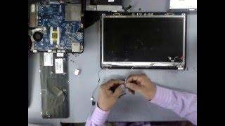 Compaq Presrio Cq 42 Laptop,problem Is Led Flickaring  How Solve