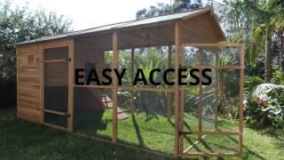 Somerzby Catio - Cat Enclosure
