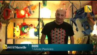 BIBI interview - News of Marseille 2011