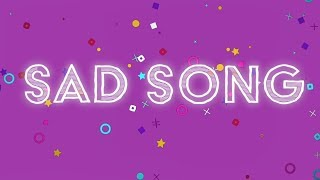 Alesso   Sad Song (feat. TINI) | Spanish Lyric Video