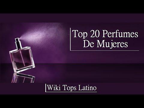 Los 20 mejores Perfumes para Mujer.