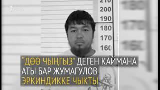 """""""Дөө Чыңгыз"""" эркиндикке чыкты (аудио)"""