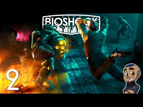 Gameplay de BioShock 2: Complete Edition