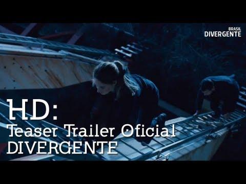 teaser do filme divergente