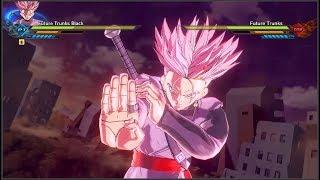 Black Warrior Pack - Dragon Ball Xenoverse 2 Mods