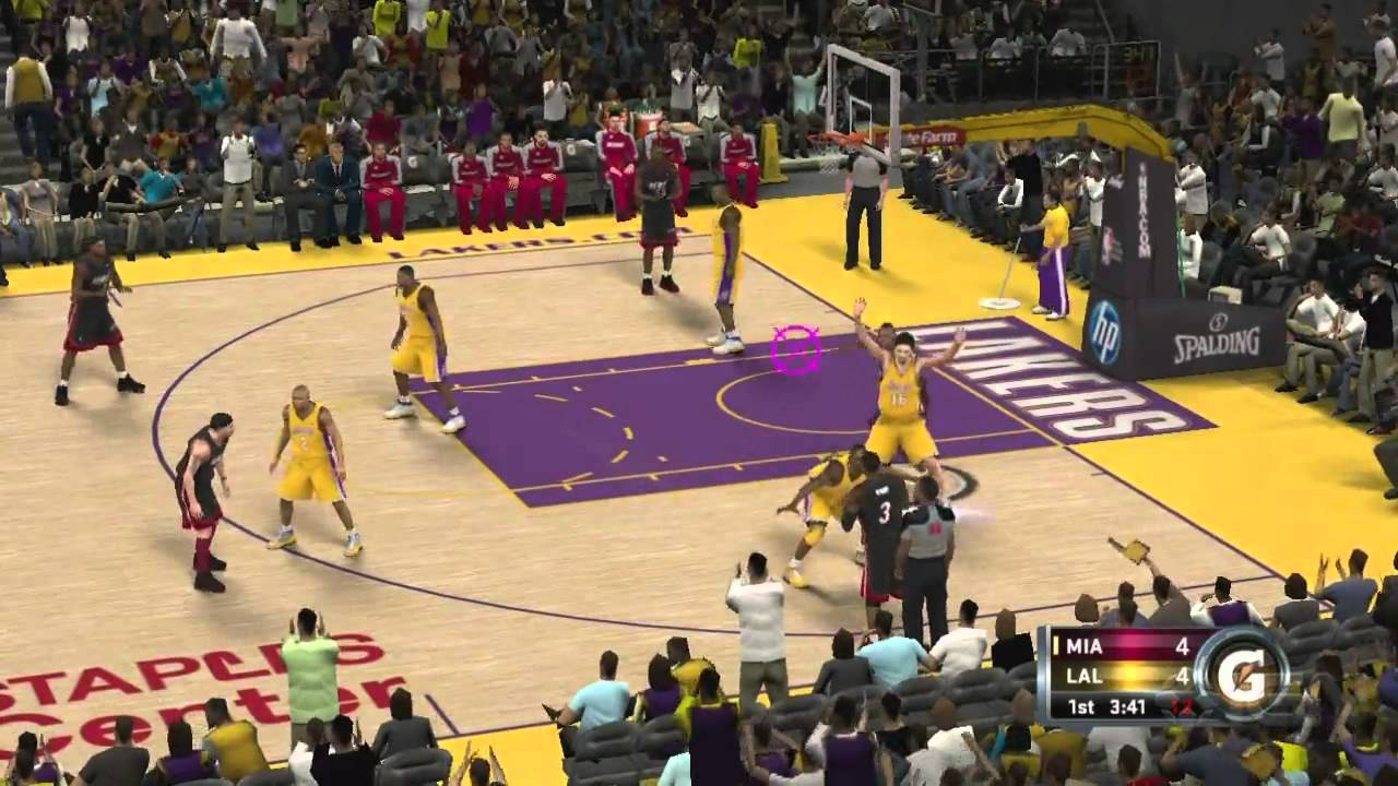 Showing Little, NBA 2K12 Makes Its Presence Known