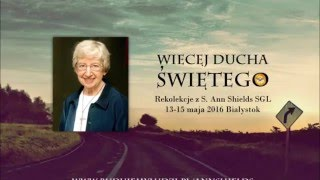 Więcej Ducha Świętego - zaproszenie na rekolekcje