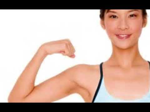 Aktris foto dari Voronin yang kehilangan berat badan