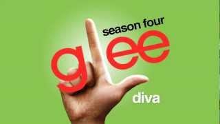 Diva - Glee Cast [HD FULL STUDIO]