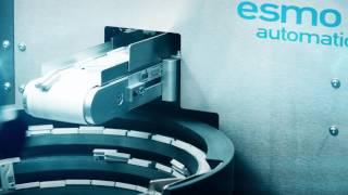 Die Messemaschine - eine Sondermaschine der esmo automation