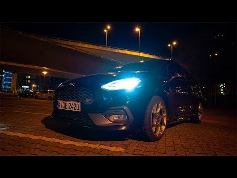 Ford Fiesta ST - Nachts durch Berlin eure Fragen beantworten