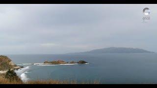 Especiales Noticias - Islas Marías, la transformación de los muros de agua