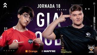 Vodafone Giants VS Origen BCN | Jornada 18 | Temporada 2019 Verano
